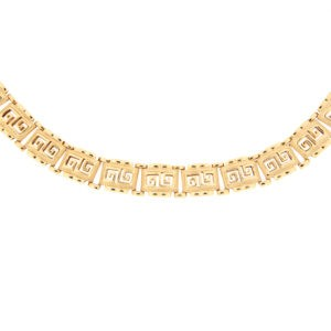 Gold necklace Code: 21tf