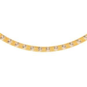 Gold necklace Code: 2le