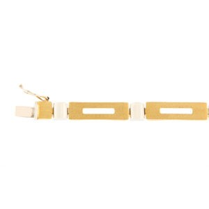 Золотая цепочка на руку Kод: 2uk