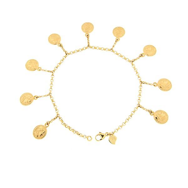Gold bracelet Code: 39tr