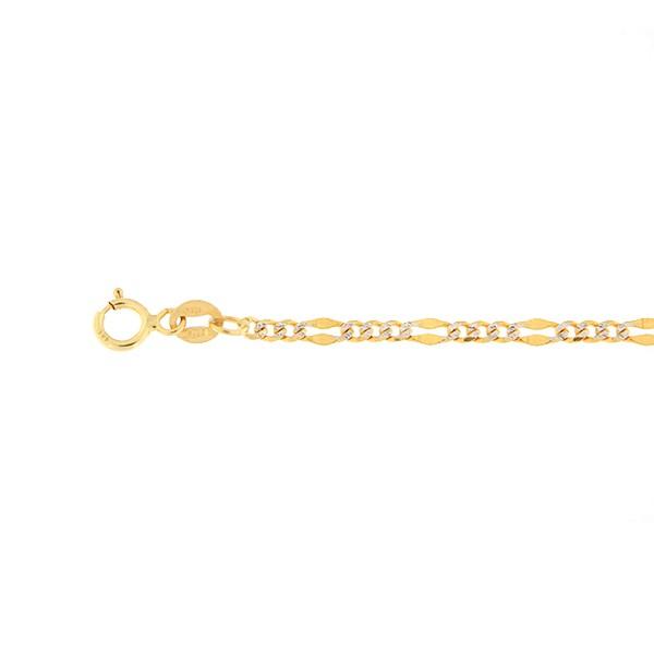 Gold bracelet Code: 5lk