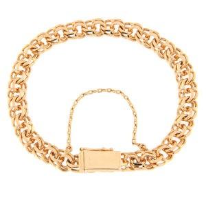 Gold bracelet Code: 60im