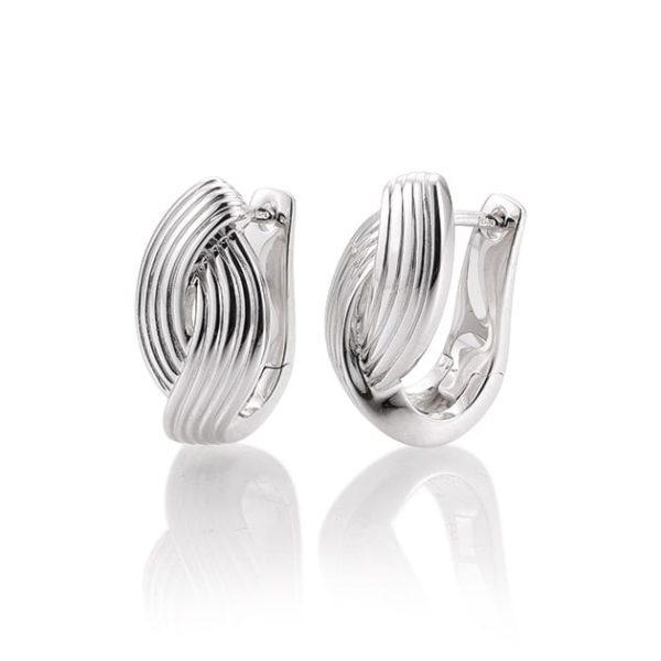 Silver earrings Code: 6607950