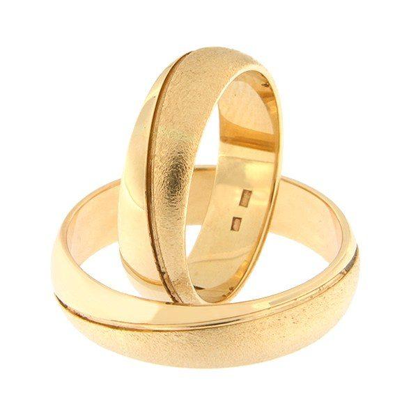 Kullast abielusõrmus Kood: rn0150-5-km5