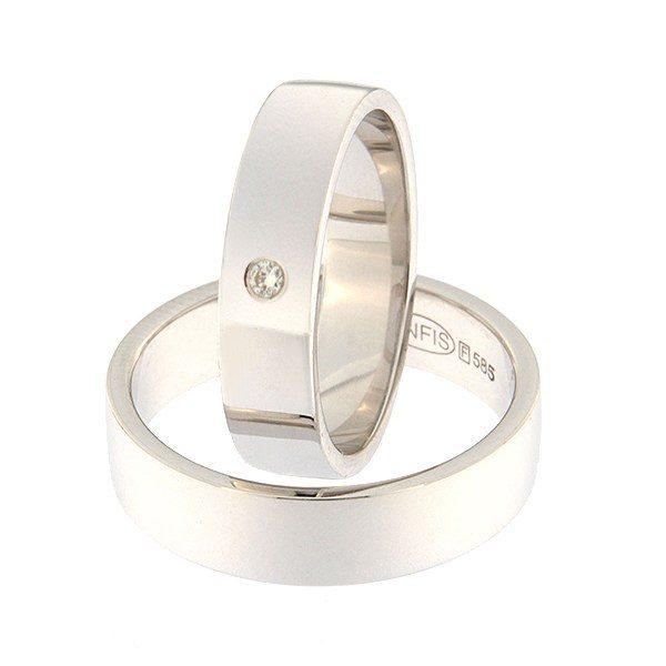 Kullast abielusõrmus Kood: rn0167-5-v-1k