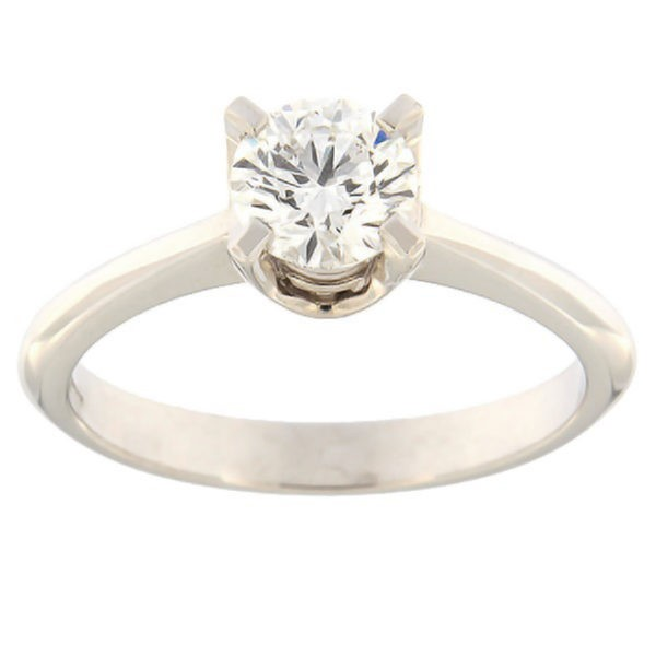 Gold ring with diamonds 0,70 ct. Code: e8009uni