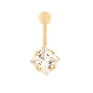 Kullast nabarõngas tsirkooniga Kood: pn0152-valge