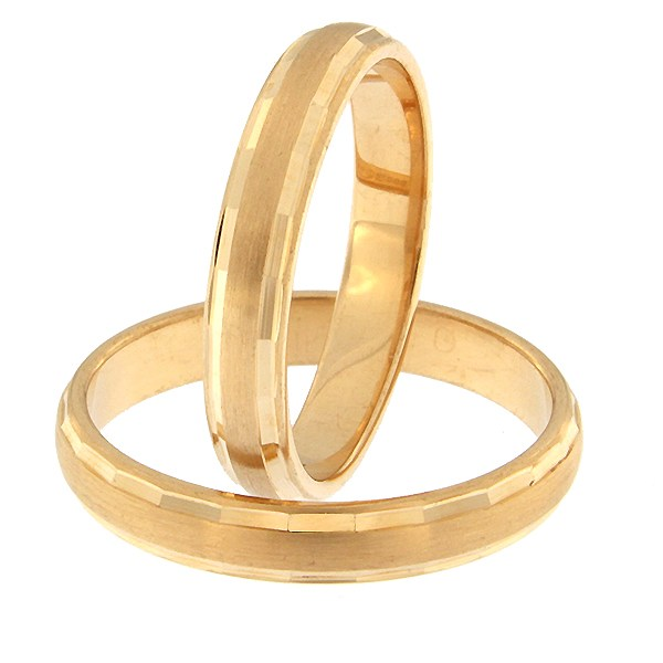Kullast abielusõrmus Kood: rn0102-3,5