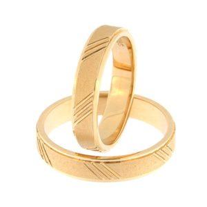 Kullast abielusõrmus Kood: rn0106-4d-m2