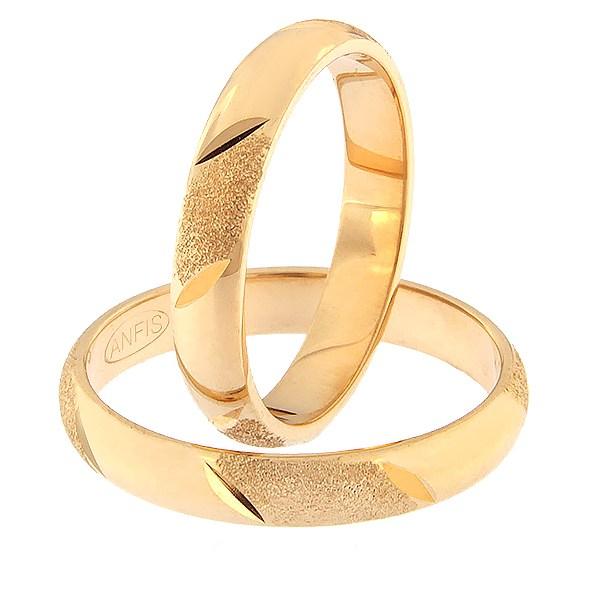 Kullast abielusõrmus Kood: rn0110-3,5