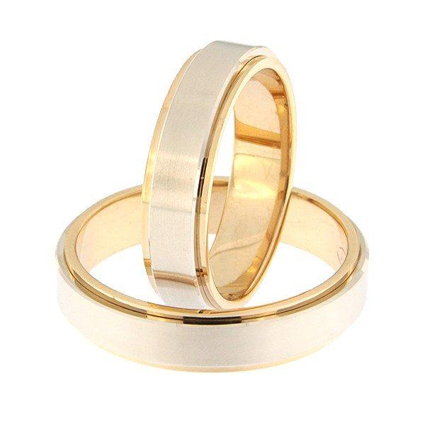 Kullast abielusõrmus Kood: rn0111-5l-pvsm1-ak