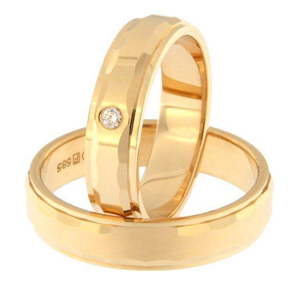 Kullast abielusõrmus Kood: rn0111-5l-pkl-ak-1k