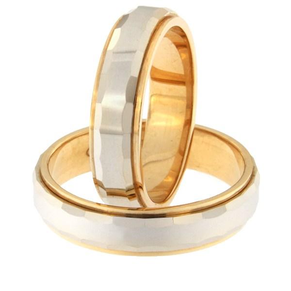 Kullast abielusõrmus teemantidega Kood: rn0111-5l-pvl-ak