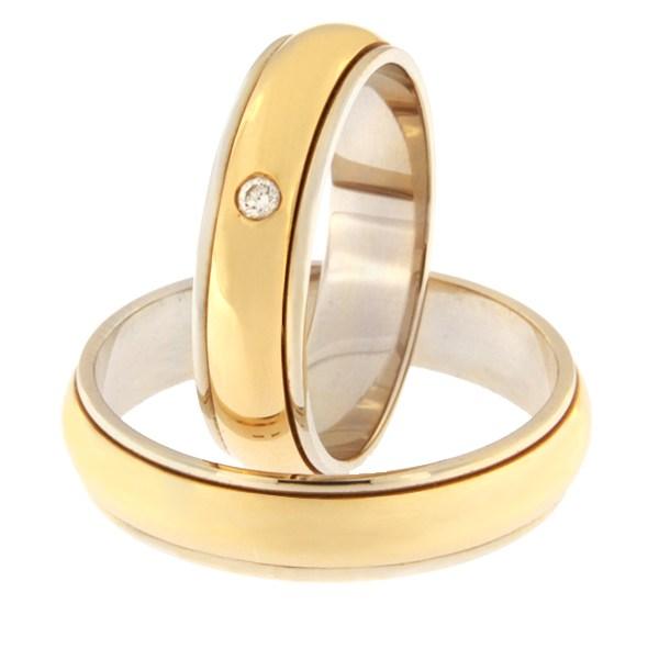 Kullast abielusõrmus Kood: rn0112-5l-pks-av-1k
