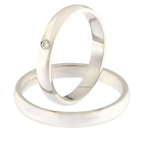 Kullast abielusõrmus Kood: rn0116-3-v-1k