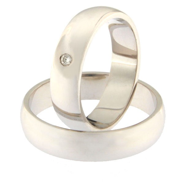 Kullast abielusõrmus Kood: rn0116-5-v-1k