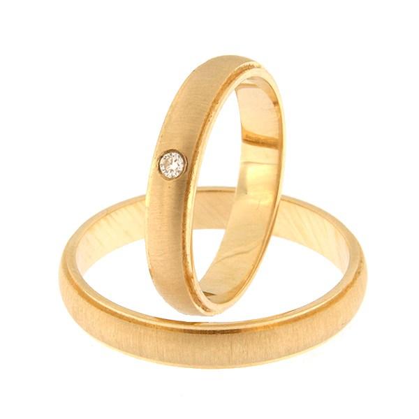 Kullast abielusõrmus Kood: rn0117-3,5-km7
