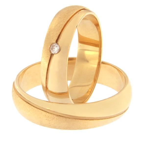 Kullast abielusõrmus Kood: rn0150-5-km5-1k