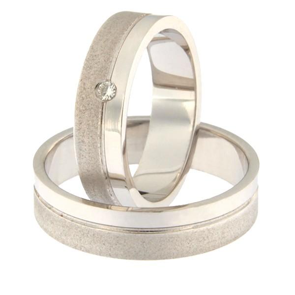 Kullast abielusõrmus Kood: rn0152-5-1/3vl-2/3vm2-1k