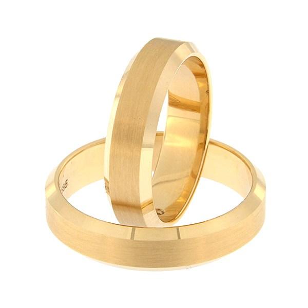 Kullast abielusõrmus Kood: rn0169-5-km1