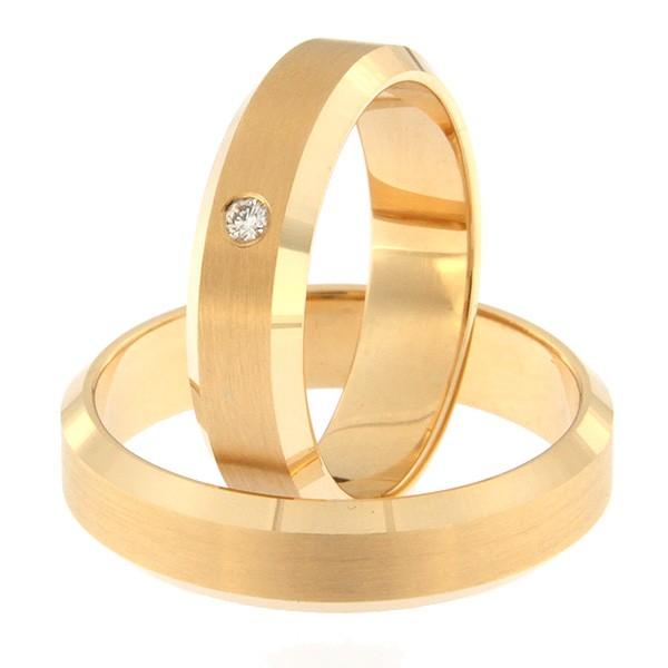 Kullast abielusõrmus Kood: rn0169-5-km1-1k