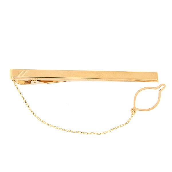 Золотая булавка для галстука Kод: tp0104