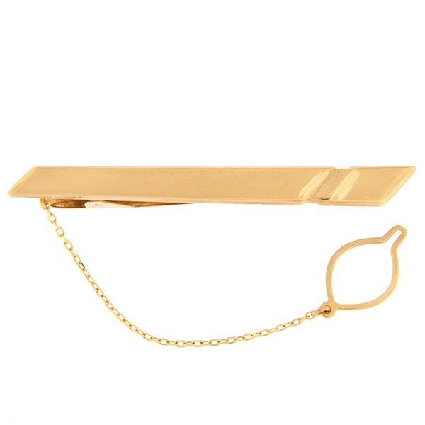 Золотая булавка для галстука Kод: tp0109