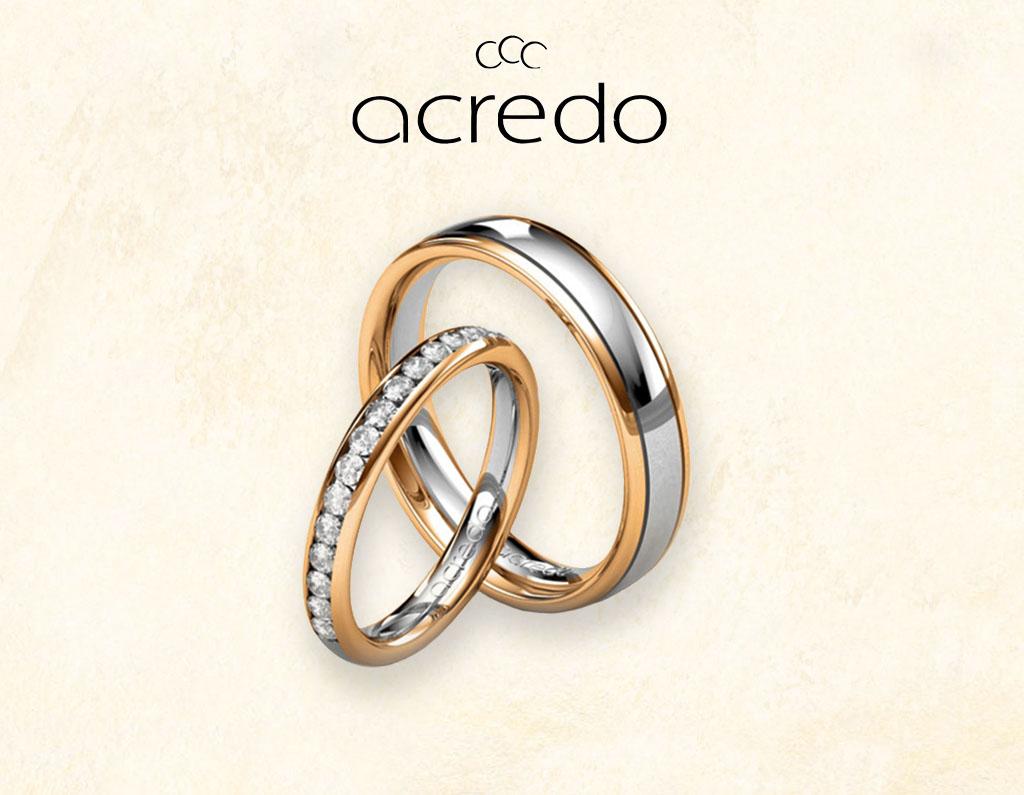 ACREDO abielusõrmused - MATIGOLD - Mati Kullaäri