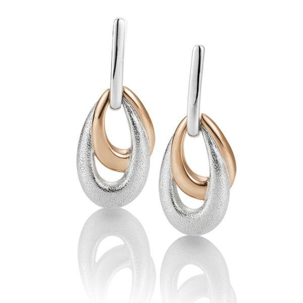 Silver earrings Code: 14026070