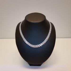 Silver necklace Code: CL5102 RO/DD