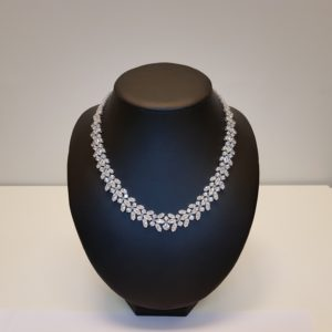 Silver necklace Code: CL5124