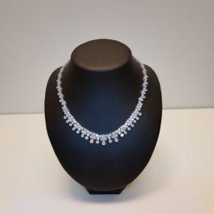 Silver necklace Code: CL100 RO/DD