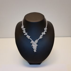 Silver necklace Code: CL318