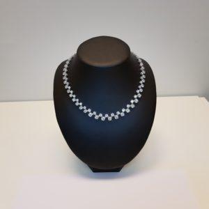Silver necklace Code: CL099 RO/DD