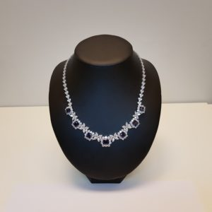 Silver necklace Code: CL5009 RO/DS