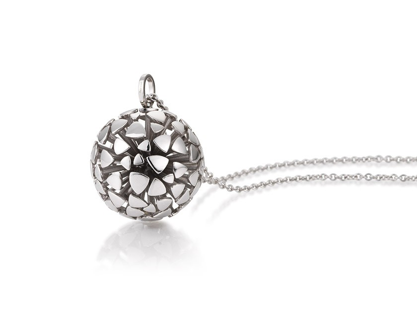 Silver pendant Code: 34016850