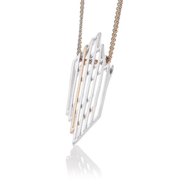 Silver pendant Code: 34017040