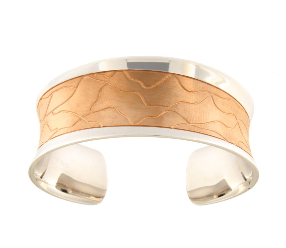 Silver bracelet Code: 540074-0
