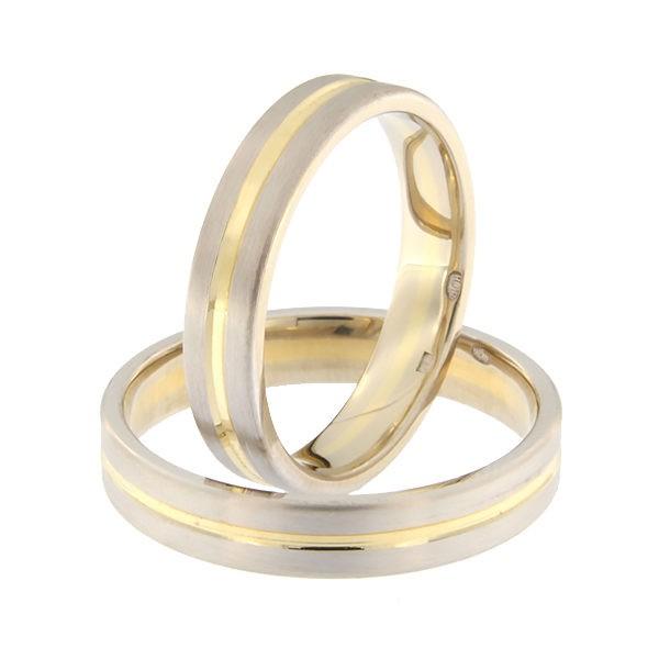 Kullast abielusõrmus Kood: A411
