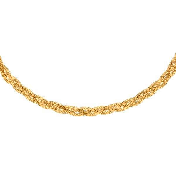 Kullast kaelakett Kood: 10la