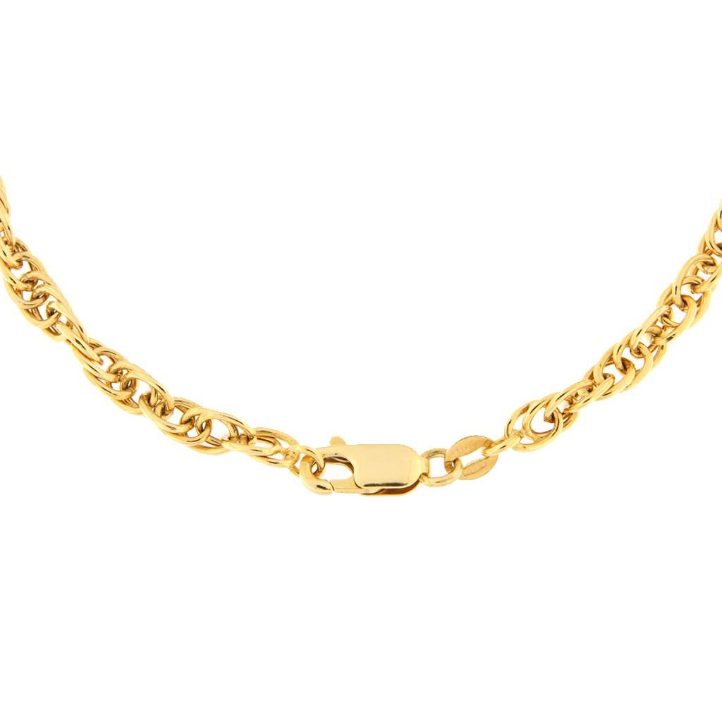 Kullast kaelakett Kood: 13ln-1