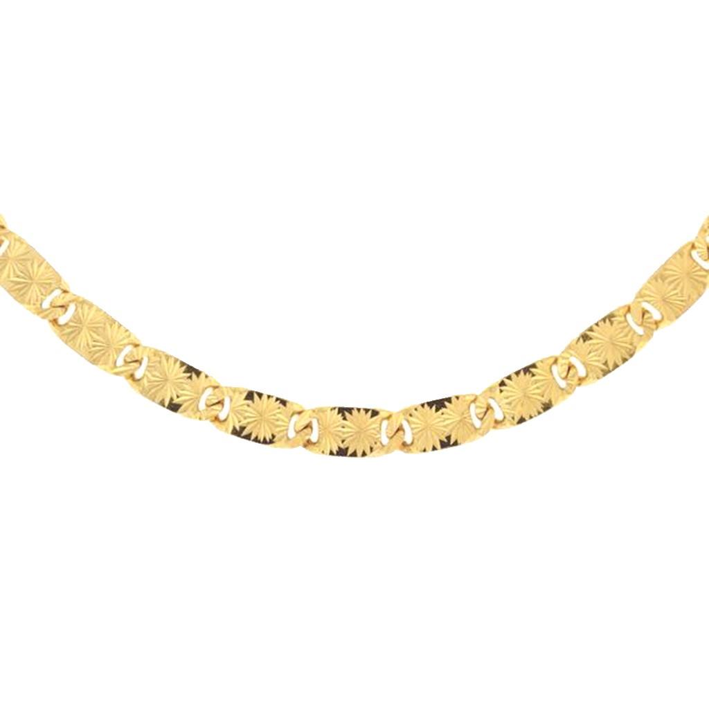Kullast kaelakett Kood: 14lk