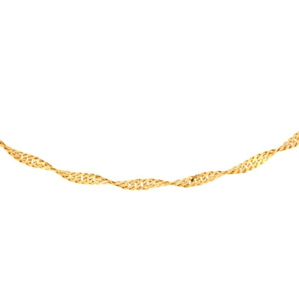 Kullast kaelakett Kood: 22lk