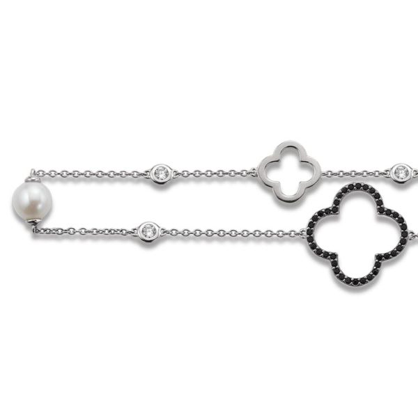 Viventy silver pendant with freshwater pearl Code: 779308