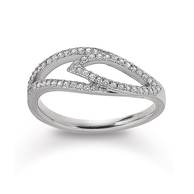 Viventy silver ring Code: 779611