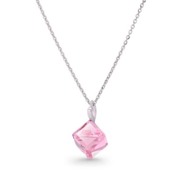 Hõbedast ripats Swarovski® kristallidega Kood: N48418LR