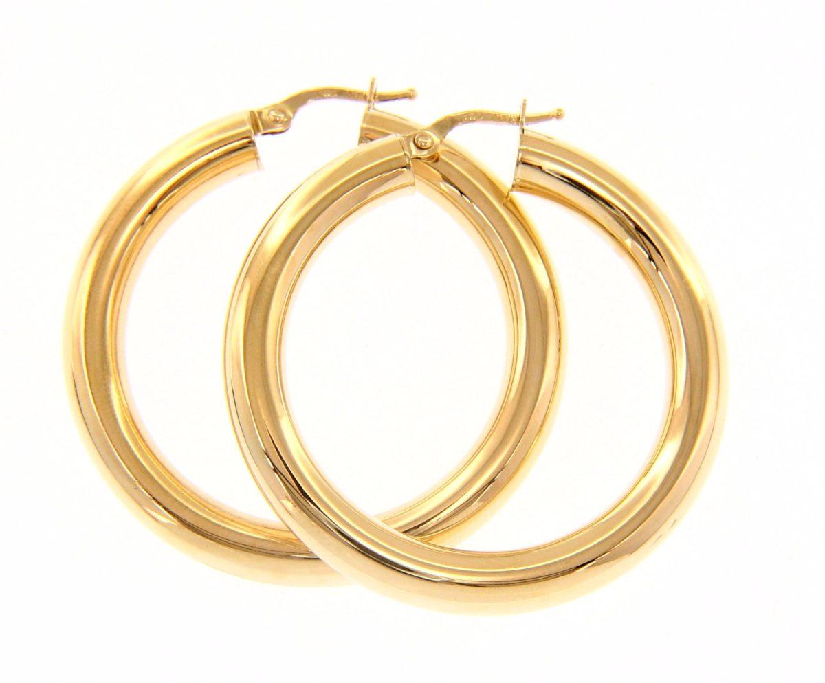 Kullast kõrvarõngad Kood: 160684