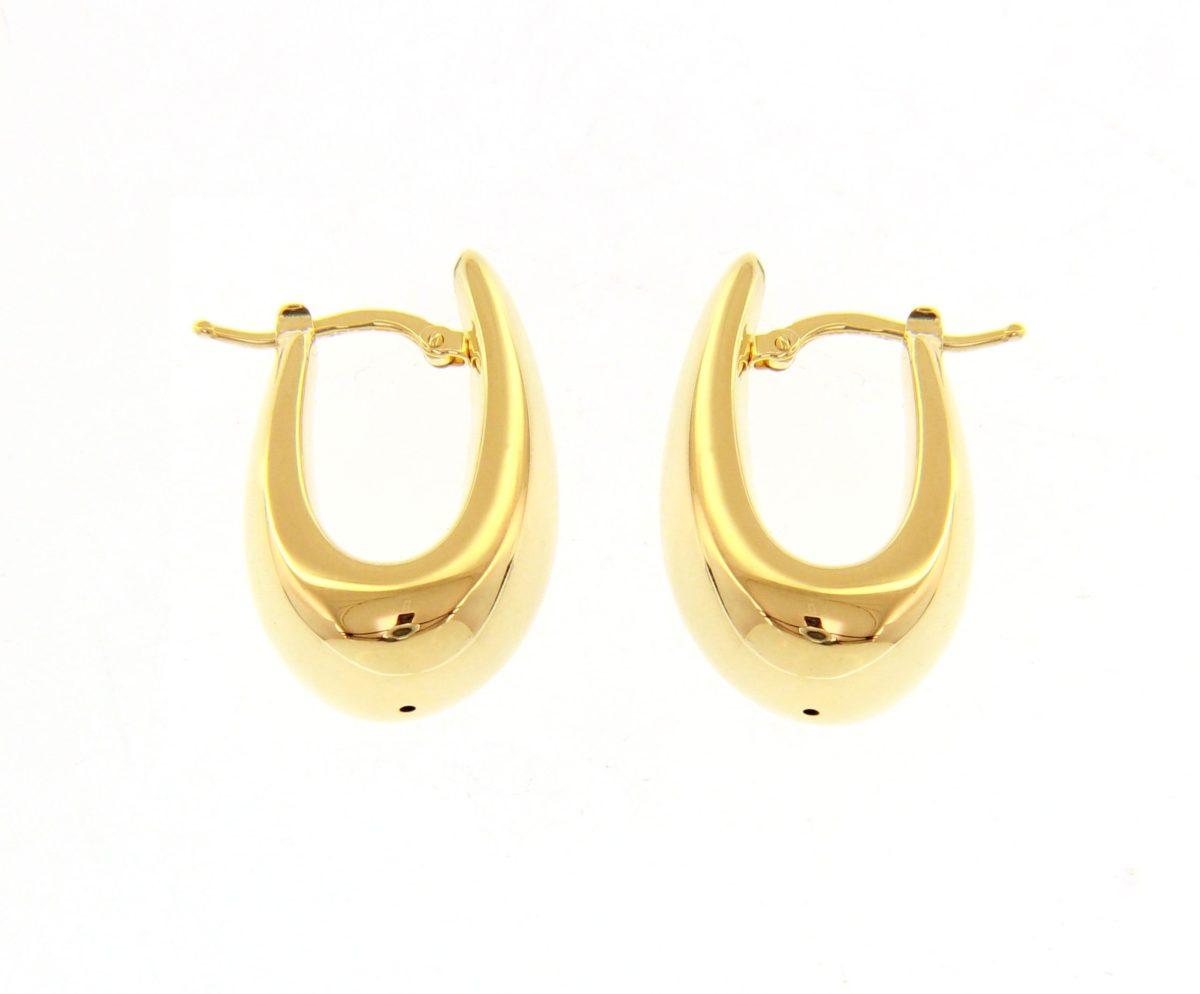 Kullast kõrvarõngad Kood: 220147