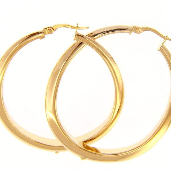Kullast kõrvarõngad Kood: 221335