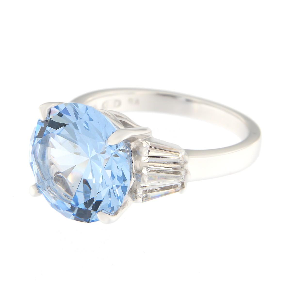 Hõbedast sõrmus Gioialite kividega Kood: AN5424-RO-DAQ küljelt
